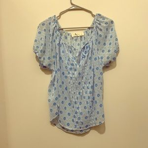 Abercrombie and Fitch Flowing Blouse